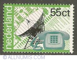 Imaginea #1 a 55 Cent 1981 - Telecommunication