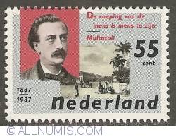 Image #1 of 55 Cent 1987 - Eduard Douwes Dekker / Multatuli