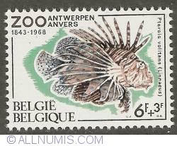 Imaginea #1 a 6 + 3 Francs 1968