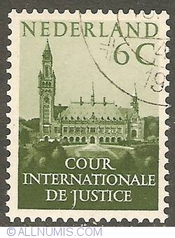 Image #1 of 6 Cent 1951 - Palace of Peace The Hague