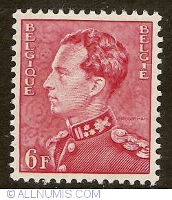 Image #1 of 6 Francs 1951