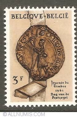 Image #1 of 6 Francs 1961