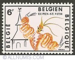 Image #1 of 6 Francs 1978 - Eupen - Sankt Vith