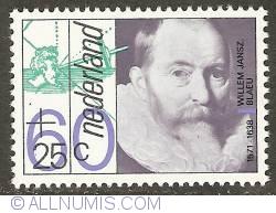 Image #1 of 60 + 20 Cent 1983 - Willem Jansz Blaeu