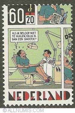 Image #1 of 60 + 20 Cent 1984 - Dentist