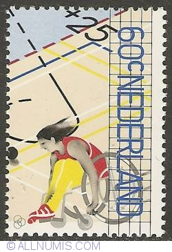 Image #1 of 60 + 25 Cent 1980 - Paralympic Games