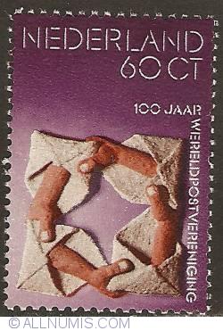 Image #1 of 60 Cent 1974 - Centennial of U.P.U.