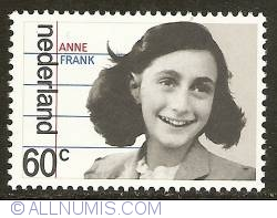 Image #1 of 60 Cent 1980 - Anne Frank