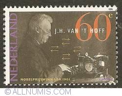 Image #1 of 60 Cent 1991 - J.H. van 't Hoff