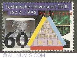 Image #1 of 60 Cent 1992 - Technical University Delft