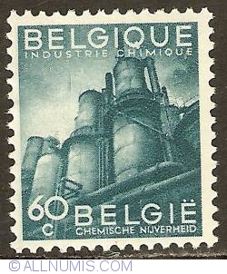 Image #1 of 60 Centimes 1948 - Chemical Industry