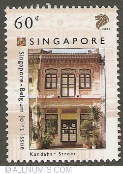 Image #1 of 60 Sen 2005 - Singapore - Kandahar Street