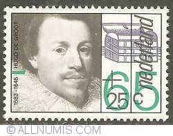 Image #1 of 65 + 25 Cent 1983 - Hugo de Groot