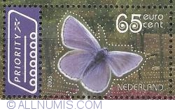 Image #1 of 65 Eurocent 2005 - Common Blue