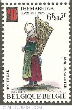Image #1 of 6,50 + 3 Francs 1975 - Basket carrier