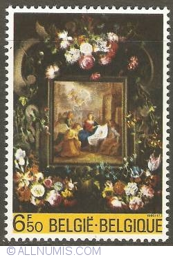 Image #1 of 6,50 Francs 1980 - Nativity