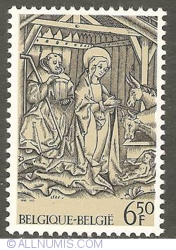 Image #1 of 6,50 Francs 1981 - Nativity