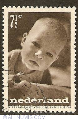 Image #1 of 7 1/2 + 2 1/2 Cent 1947 - Child