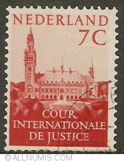 Image #1 of 7 Cent 1953 - Palace of Peace The Hague