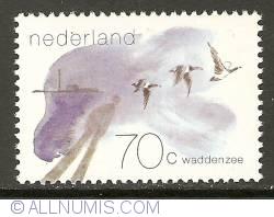Imaginea #1 a 70 Cent 1982 - Wadden Sea