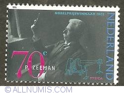 Image #1 of 70 Cent 1991 - P. Zeeman