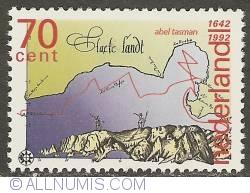 Image #1 of 70 Cent 1992 - Abel Tasman