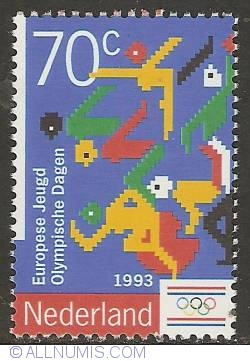 Image #1 of 70 Cent 1993 - European Youth Olympic Days
