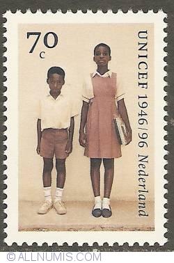 Image #1 of 70 Cent 1996 - UNICEF