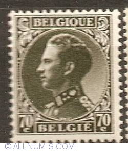Stamps Catalog - List of stamps for King Leopold III