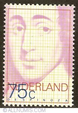 Image #1 of 75 Cent 1977 - Baruch de Spinoza