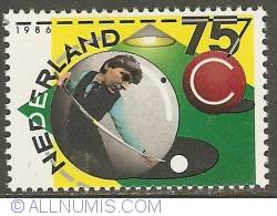 Image #1 of 75 Cent 1986 - Billards
