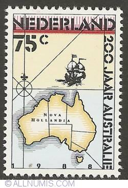 Image #1 of 75 Cent 1988 - 200 Years Australia