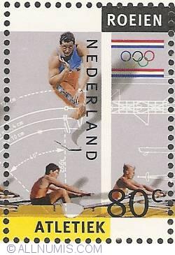 Image #1 of 80 Cent 1992 - Olympics - Athletics - Rowing