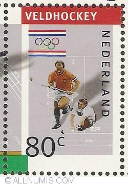 Image #1 of 80 Cent 1992 - Olympics - Hockey