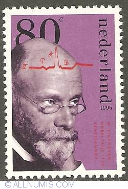 Image #1 of 80 Cent 1993 - Willem Einthoven