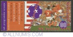 Image #1 of 80 Cent 1994 - Orange goes to the World Championships Soccer