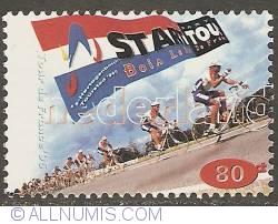 Image #1 of 80 Cent 1996 - Cyclism - Tour de France