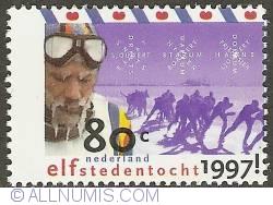 Image #1 of 80 Cent 1997 - Elfstedentocht