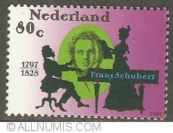 Image #1 of 80 Cent 1997 - Franz Schubert