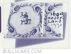 Image #1 of 160 Cent 1998 - Delftware