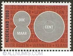 Image #1 of 80 Cent 2000 - Doe Maar