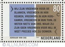 Image #1 of 80 Cent 2001 - Between 2 Cultures - Adriaan van Dis