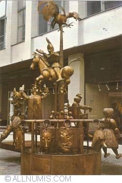 Imaginea #1 a Aachen - Puppenbrunnen (1984)