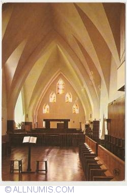 Image #1 of Abbey of Our Lady of Clairefontaine - Bouillon - Church