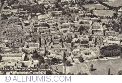 Image #1 of Oxford - Aerial View of Oxford University