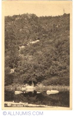 Image #1 of Alle-sur-Semois - The Baths and Devil Stones (Le Bains et Pierres du Diable)