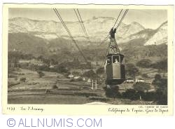 Image #1 of Annecy - Lake. Cable Lift