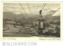 Annecy - Lacul. Telecabina
