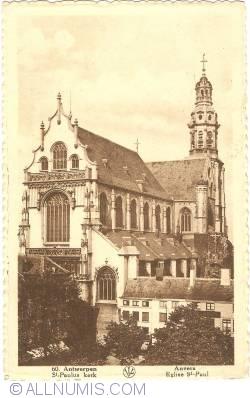 Image #1 of Antwerp - Saint Paul's Church