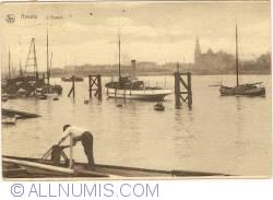 Image #1 of Antwerp - The Scheldt River (l'Escaut)